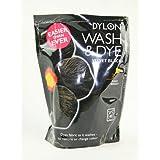 Dylon Wash & Dye Fabric Dye (400gram Pk) Velvet Black