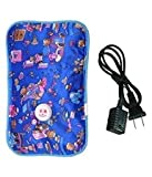 #3: AraNxt Electric Rechargeable Heating Gel Pouch Massager For Body Pain Relief (Assorted Design & Color)
