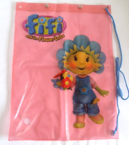 Fifi and the Flowertots - Swimbag / PE Bag / School Backpack