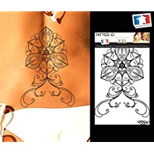 Amazon Fr Tattoo Fleur De Lotus