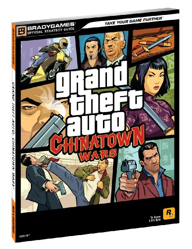 Grand Theft Auto: Chinatown Wars Official Strategy Guide (PSP) (Brady Games)