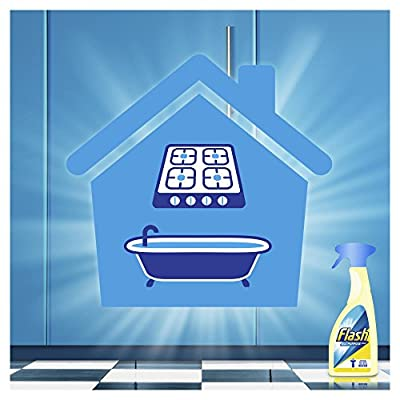 Flash Kitchen Spray Cleaner with Fairy, 500 ml : everything five pounds (or less!)