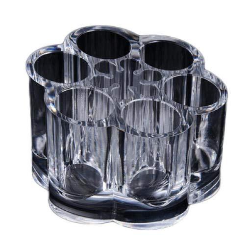 Kunststoff Aufbewahrungsbox Acryl transparent Nagelöl Augenbrauenstift Display Stand Make-up Kosmetik Kunststoff Aufbewahrungsbox Desktop