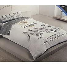 Funda Nórdica Duo Real Madrid Premium D178 Cama de 90 cm.