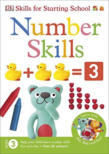 Get Ready For School Number Skills (Skills for Starting School)