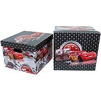 Preisvergleich für Small Foot Company 9195 - Aufbewahrungsbox - Disney Cars