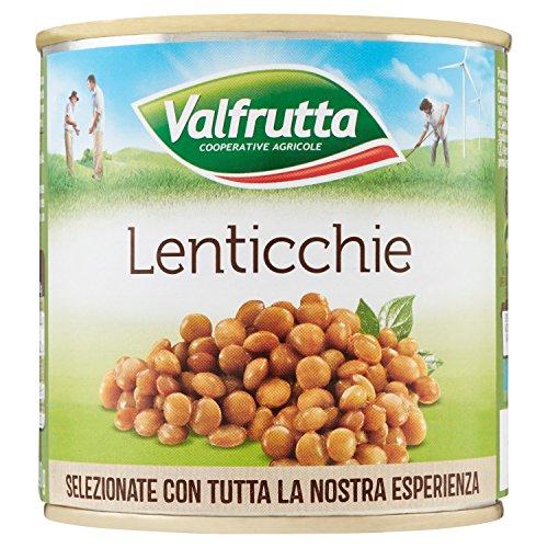 Valfrutta Lenticchie 400 g