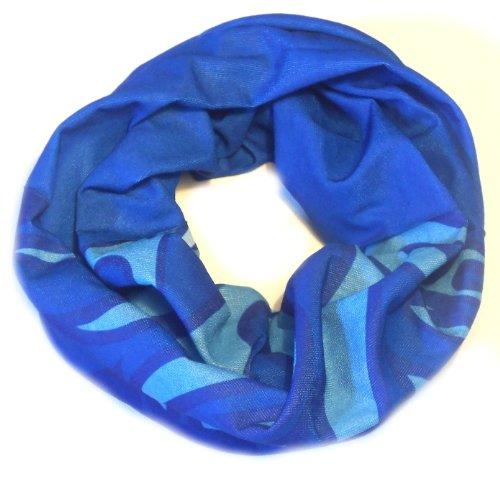 PRESKIN - tissu Bandeaux cheveux Multifonctions Bandana, écharpe, cagoule, bandeau, foulard de pirat Elastiques sans Soudure Magique Masque Sport Exté