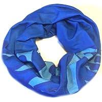 PRESKIN - tela multifuncional utilizado como un Headwear, pañuelo para la cabeza bufanda de cuello, pasamontañas, cinta calentadores de muñeca, bufanda, Bandana, Loop braga para el cuello, pañuelo pirata, falda o cinturón cinta en la cabeza