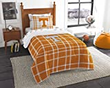 Northwest Officially Licensed NCAA Texas Longhorns Soft & Cozy 5-Piece Twin Size Bed in a Bag Set