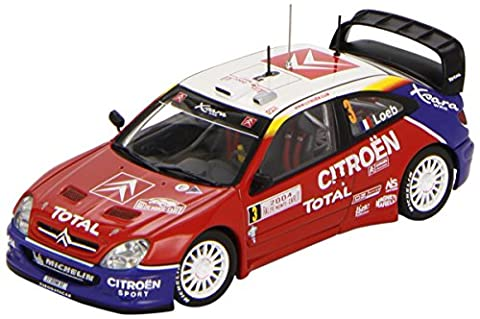 Auto Art - Vehicules - A60437 - Citroen Xsara WRC 2004 - 1/43