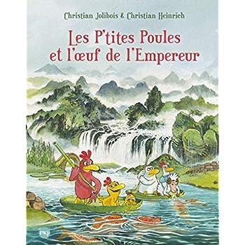 Les P'tites Poules - tome 17 : Les P'tites Poules et l'oeuf de l'Empereur (17)