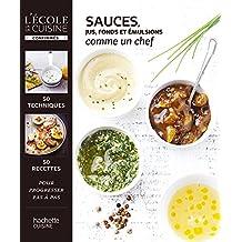 Amazon Fr 10 A 20 Eur Sauces Bases De La Cuisine Livres