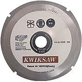 Leja Tools Kwiksaw Disque à tronçonner/fraiser pour meuleuse d'angle, Kwiksaw
