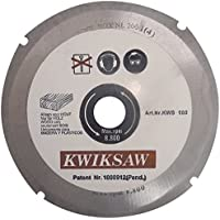 LEJA tools Kwiksaw - Disco tronzador-fresador para amoladoras angulares (115 mm)