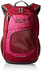 Jack Wolfskin Kids Kinderrucksack Track Jack 2501 Dark Ruby