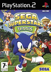 SEGA Superstars Tennis (PS2) [import anglais]
