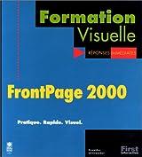 Formation Visuelle sur FrontPage 2000