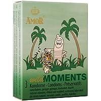 Amor Wild Moments 3 Kondome preisvergleich bei billige-tabletten.eu