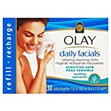 Olay Daily Facials Cloths Refills for Sensitive Skin - Best Reviews Guide