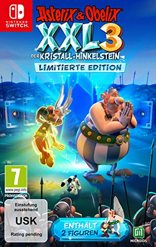 Asterix & Obelix XXL3 - Der Kristall-Hinkelstein - Limited Edition