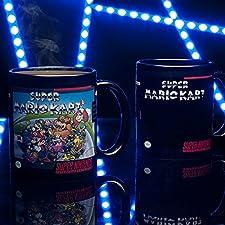 SNES Super Mario Kart Farbwechsel Becher Standard [Plattformunabhängig]