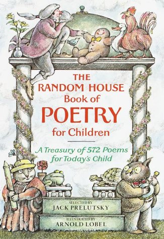 Random House Bk Of Poetry For Chl (Random House Book Of...)