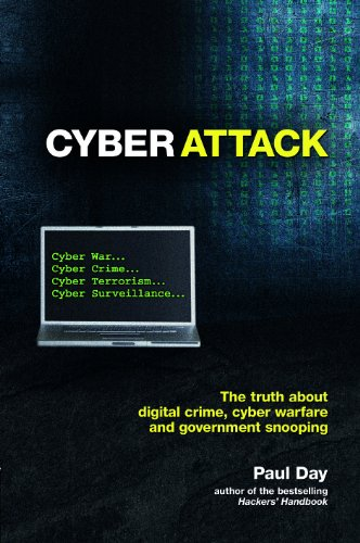 Cyber Attack por Paul Day