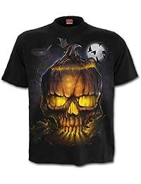 Witching Hour, gothic fantasy metal heksen halloween heren T-shirt zwart