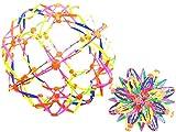 Lote 12 - 33 cm multicolor elástico Magic Bullet - Calidad...