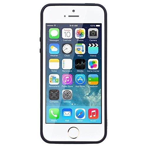 Yokata iPhone 6 Plus / iPhone 6s Plus Hülle Weiche Silikon Handyhülle 3D Motiv Schutzhülle TPU Handy Tasche Schale Etui Weich Silicone Bumper Ultra Dünn Slim Schlank Matt Handytasche Premium Kratzfest Farbe wie