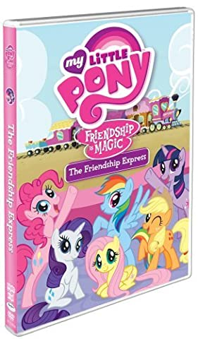 My Little Pony: Friendship Is Magic & Express [Import USA Zone 1]
