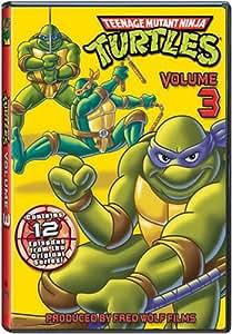 Teenage Mutant Ninja Turtles: Volume 3 [DVD] [Region 1] [US Import] [NTSC]