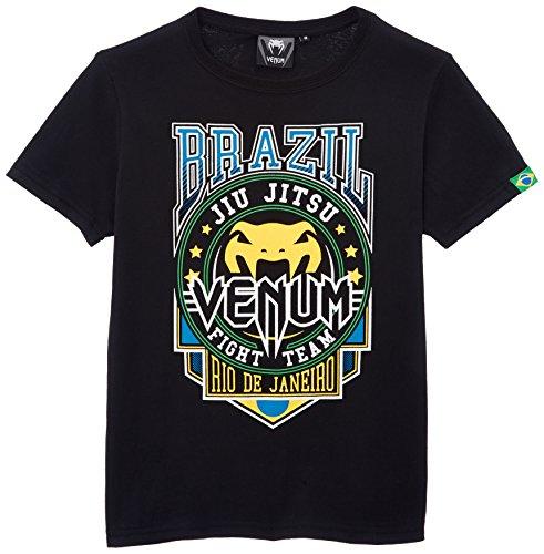 Venum Erwachsene T-Shirt Carioca Junior Black