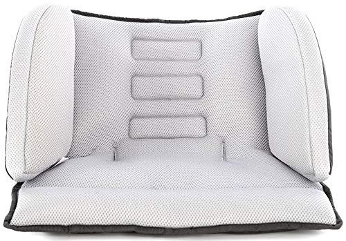 Sitz Grad 1 Polster (Sitzpolster Babysitz für Qeridoo Fahrradanhänger Sportrex 1 und Jumbo1)