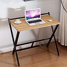 Mesa Plegable YH Ordenador De Sobremesa Simple para El Hogar Escritorio Simple Portátil Mesa De Cabecera