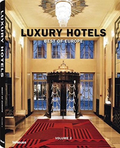 Luxury Hotels Best of Europe 02 Buch-Cover