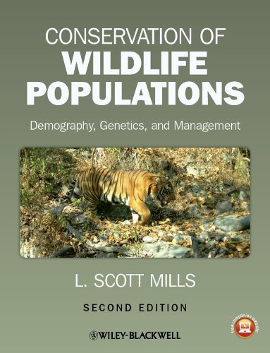 Conservation of wildlife populations demography genetics and conservation of wildlife populations demography genetics and management by mills l fandeluxe Image collections