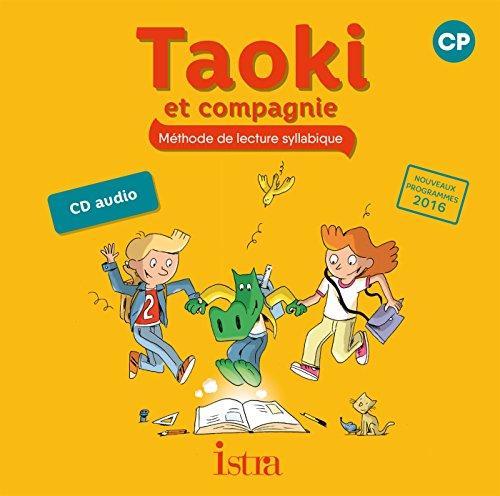 Taoki et compagnie CP - CD audio - Edition 2017