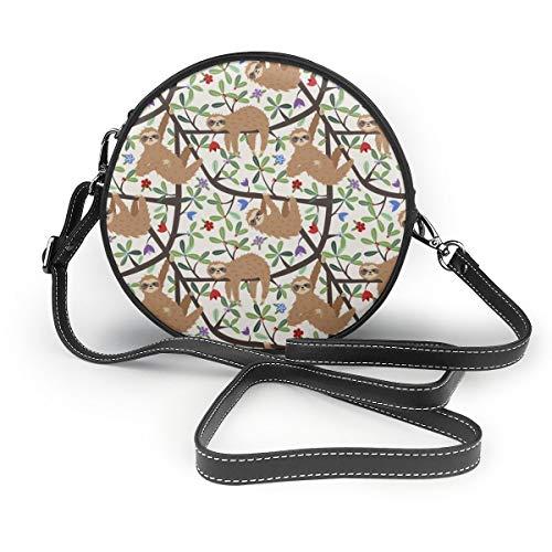Tan Leder Hobo (MZZhuBao Handtaschen für Frauen, Slothing um PU-Leder-Umhängetaschen, Tote Satchel Messenger Bags)