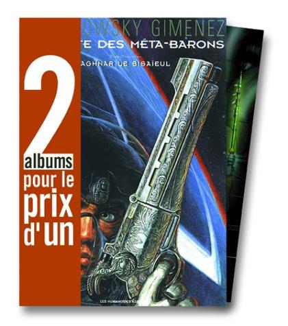 2 albums pour le prix d'1 : La Caste des Méta-Barons, tome 3 + Les Technopères, tome 1 en cadeau