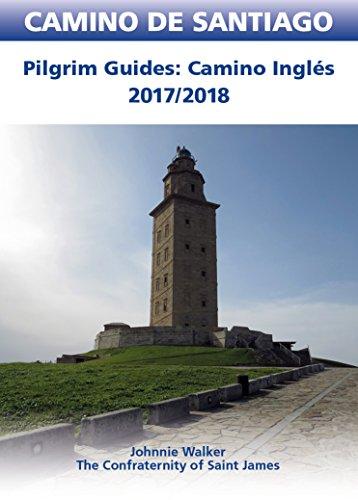 Camino Inglés Guidebook: Camino De Santiago | Pilgrim Guides: Camino Inglés 2017/2018 por Johnnie Walker Gratis