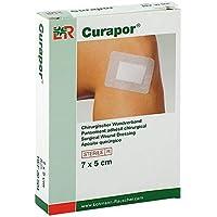 CURAPOR Wundverband steril chirurgisch 5x7 cm 5 St preisvergleich bei billige-tabletten.eu