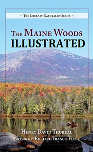 The Maine Woods ( ILLUSTRATED) (English Edition)
