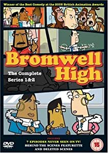 Bromwell High (Animated)  [DVD]