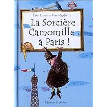 La sorcière Camomille à Paris !