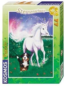 KOSMOS-Puzzle Estrella SCHWEIF 77Piezas mágica Amigos