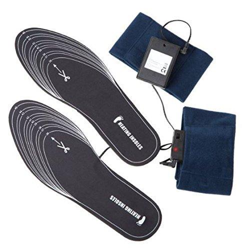 Suole Termiche - Solette Riscaldate Per Scarpe, Calzature E Scarponi Da Sci
