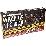 Zombicide Box Of Zombies: Walk Of The Dead Set #1 - Juego de tablero, 6 jugadores (CoolMiniOrNotInc. GUG0013) (versión en inglés)