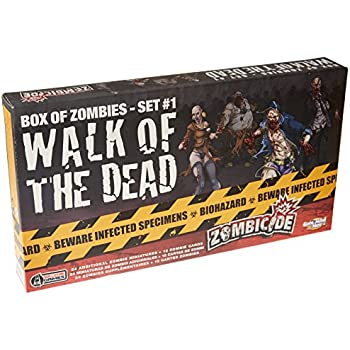Guillotine Games - 331535 - Extension Zombicide Set#1 - Walk Of The Dead